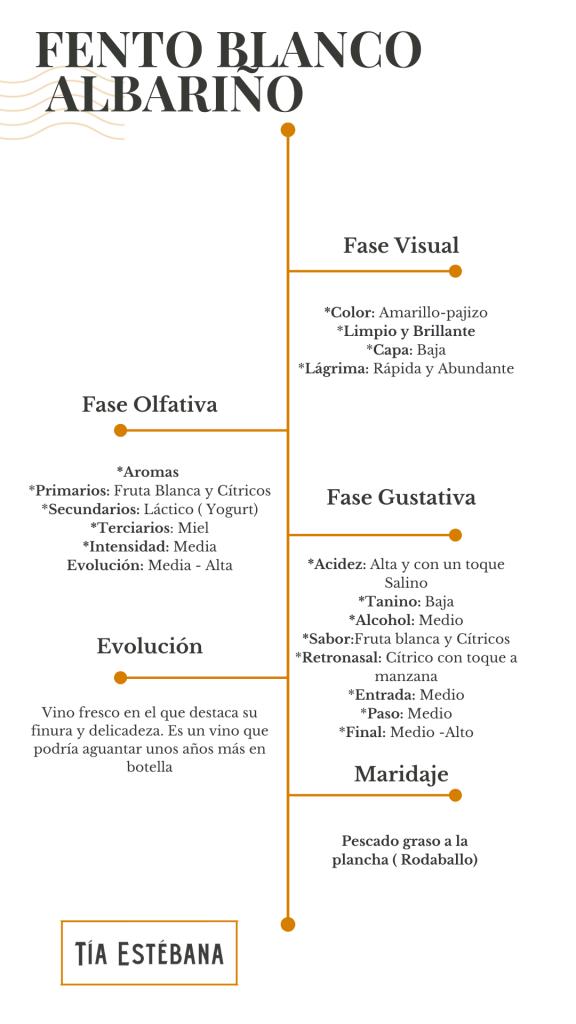 FICHA DE CATA FENTO BLANCO-ALBARIÑO