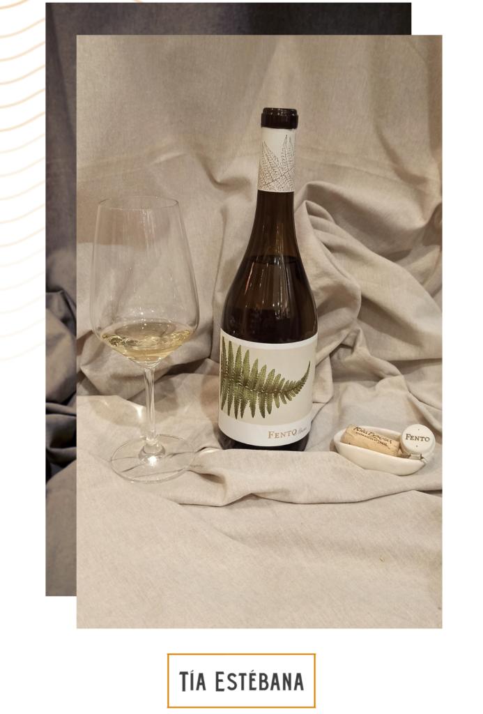 FICHA DE CATA FENTO vino BLANCO